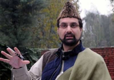 Mirwaiz urges India to follow Afghan peace model in Kashmir