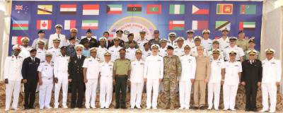Multinational Maritime Exercise AMAN-19 begins in Karachi
