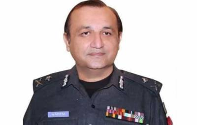 Naeem Khan appointed as new IGP Khyber Pakhtunkhwa
