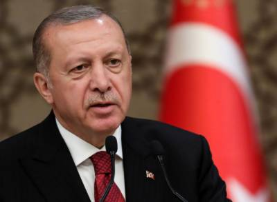 Turkey expresses resolve to play counter-terrorism role in Syria