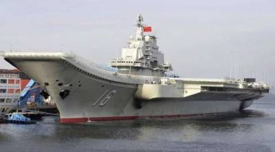 For the first time in history, Pakistan Navy to buy Aircraft Carrier from China