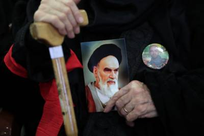 Iran's revolution: Political quake still shaking Middle East