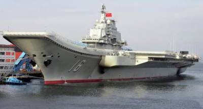 Chinese Embassy responds over media reports of Naval Aircraft Carrier sale to Pakistan