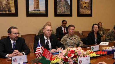 US, Afghanistan agree to continue fight against terrorism