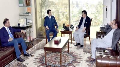 WAPDA to start work on new projects in Balochistan: Sanjrani