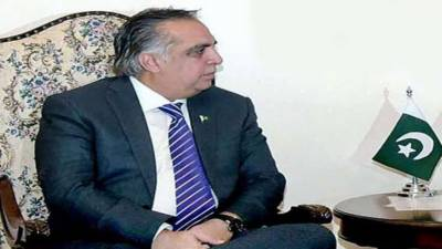 Pakistan getting place among emerging economies: Governor Sindh