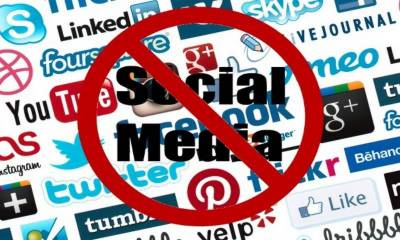 -Pakistan Pakistan government launches massive crackdown against social media
