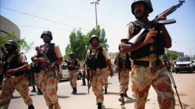 Rangers arrest 18 criminals in Karachi