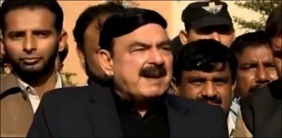 Sheikh Rashid vows to drag Shahbaz Sharif on the streets