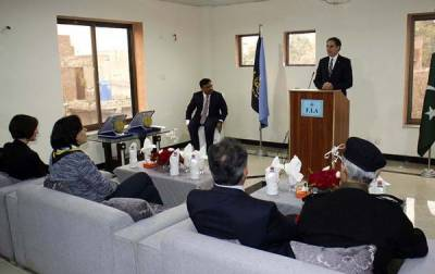 US Ambassador offers cooperation against terrorism and corruption