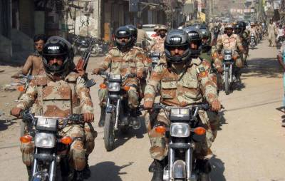 Rangers, Police devise security strategy for peace maintenance in Karachi