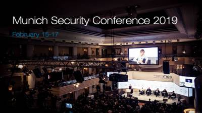 Int'l Security Conference begins in Munich today