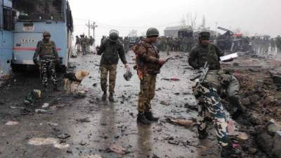 Pulwama Attack: India briefs top envoys of leading powers including China against Pakistan