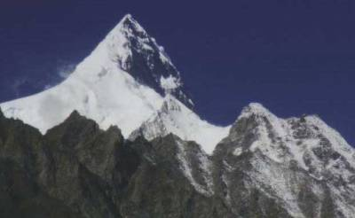 GB: Movement of Shishper glacier in Hassanabad Hunza being monitored
