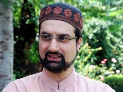 Mirwaiz strongly denounces assault on Kashmiri students in India