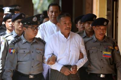 Murder of a Muslim Lawyer in Myanmar