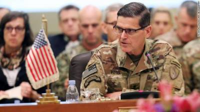 Top US general disagrees with Trump over Syria troop pullout