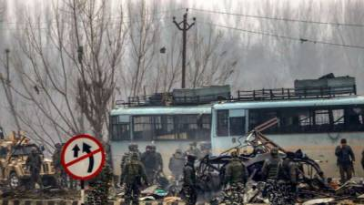 Chinese foreign minister officially responds over terror attack in IOK