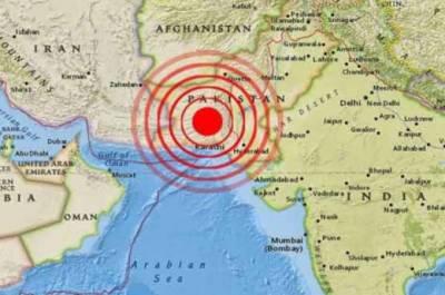 Earthquake tremors jolt parts of Pakistan on Sunday