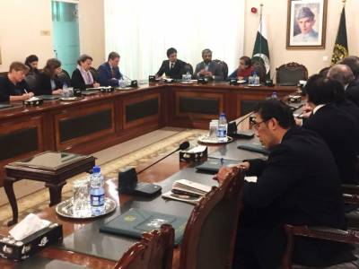 Foreign Secretary briefs ambassadors on false Indian claims about Pulwama attack