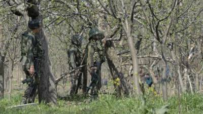 Indian Army officer killed in a blast in Occupied Kashmir