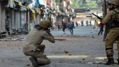Korean professors declare use of pellet guns by India in IOK as contrary to IHL