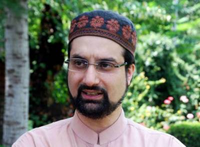 Mirwaiz calls for ensuring protection of Kashmiris in Jammu, Indian cities