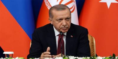 Next trilateral summit on Syrian conflict to be held in Turkey: Erdogan