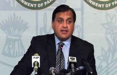 Pakistan gives a befitting response to fresh Indian allegations