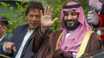 Strategic allies Pakistan and Saudi Arabia give a blow to Indian aspirations