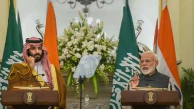 Did Saudi Crown Prince MBS offer mediation between Pakistan and India in New Delhi?