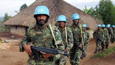 A big achievement for Pakistan Army at UN Peacekeeping Mission