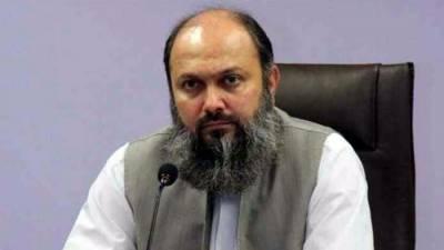 CM Balochistan reviews pace of work on developmental projects
