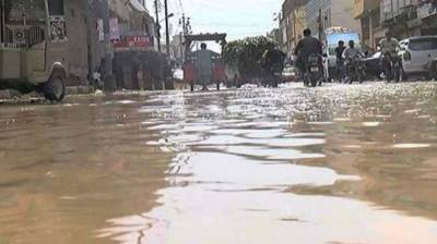Emergency declares in Balochistan's district Lasbela after flash flooding