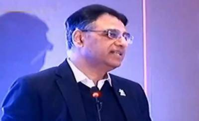 Finance Minister Asad Umar hints at good news from FATF, rubbishes big economic loss over tensions with India