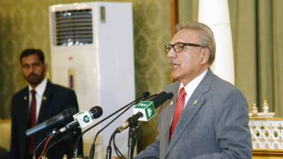 Govt taking steps for promotion of country's exports: President