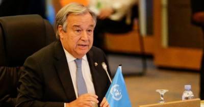 Guterres urges India, Pakistan to exercise maximum restraint