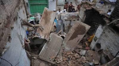 House collapse kills three in Upper Dir