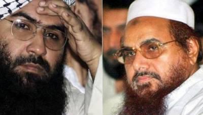 Pakistan hints at banning Hafiz Saeed and Masood Azhar charities cum organisations