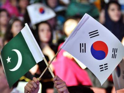 Pakistan - South Korea inches closer further