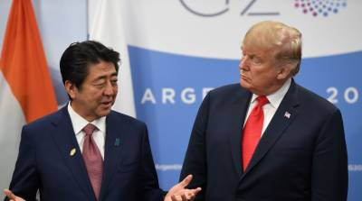 US, Japan reaffirm commitment to achieve N Korea's verified denuclearization