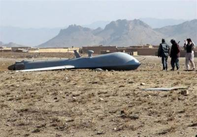 US Military drone reportedly crashed in Afghanistan, Afghan Taliban claim shooting down: Afghan media Report