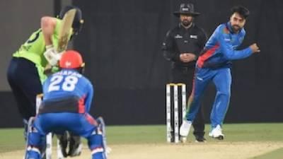 Afghanistan's megical leg spinner Rashid Khan makes history in the world of cricket