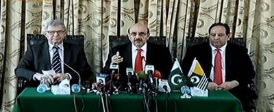 Azad Kashmir President makes a special request to UN