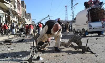 Bomb blast reported in Balochistan