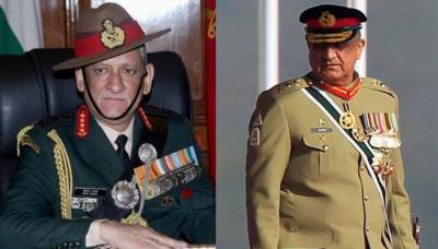 Indian Army Chief confesses spying on Pakistan Army Chief, gets schooling over admission