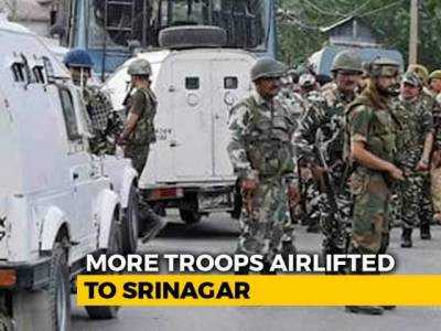 Indian Military airlifts 10,000 soldiers for a big operation: Indian media report
