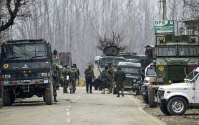 Indian Military fighter jets and combat helicopters reported making low level flights in Occupied Kashmir