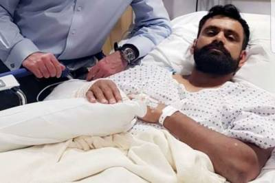 Mohammad Hafeez undergoes successful surgery, reveals wife Nazia Hafeez