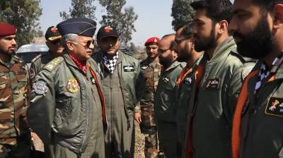 PAF Chief sends a stern message for Indian Military